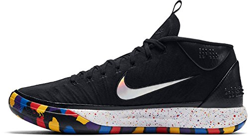 Black Fitness Nike Mm 001 Multicolore da Scarpe Multi Color Uomo Ad Kobe aw8HT