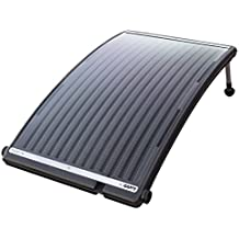 GAME 4721 SolarPRO Curve Solar Pool Heater for Intex & Bestway Above Ground and in Ground Pools (Includes Intex Adapters)