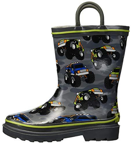 Pictures of Western Chief Boys' Waterproof Printed Rain Boot 2410904P 5