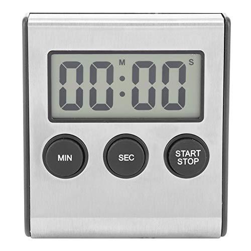Digitale timer, extra digitale kookwekker Gebruiksvriendelijke knoppen gemaakt van absandelektronische componenten Bbq…
