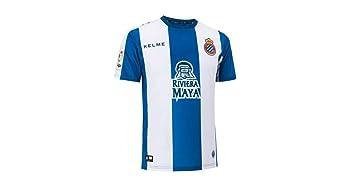 KELME Camiseta 1ª EQUIPACION 18/19 RCD Espanyol