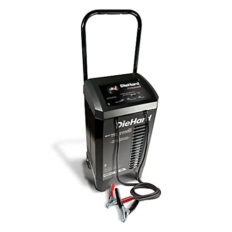 Schumacher Battery Charger Manual >> Schumacher Dh830 Diehard Manual Battery Charger With Engine