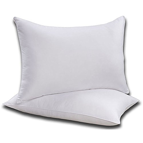 Simmons Beautyrest 200 Thread Count Microfiber Bed Pillows (Set of 2)