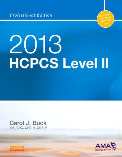 HCPCS 2013 Level II Professional Edition (Hcpcs (American Medical Assn)) (HCPCS Level II Professional)
