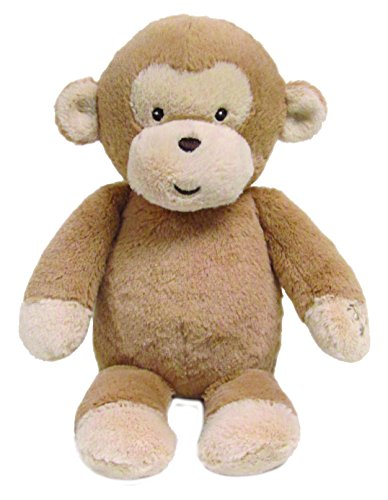 Carter's Musical Plush Monkey Soother, 12