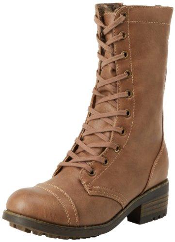 Dollhouse Women's Combat Boot - stylishcombatboots.com
