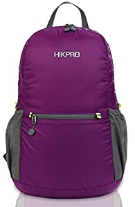 1. Hikpro 20L Ultra Lightweight Packable backpack