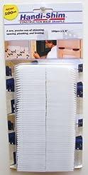 Handi-Shim HS18100WH Plastic Constructio...