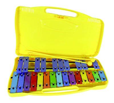 METALOFONO INFANTIL REF.R00060 (25 Teclas de Colores) by Gonalca Percusion