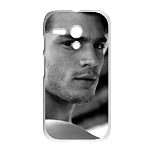 Motorola G Cell Phone Case White Jamie Dornan NFO Carved Cell Phone Case