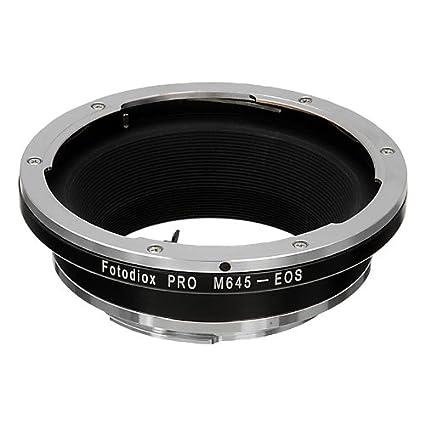 Fotodiox Pro Lens Mount Adapter (Mamiya 645..