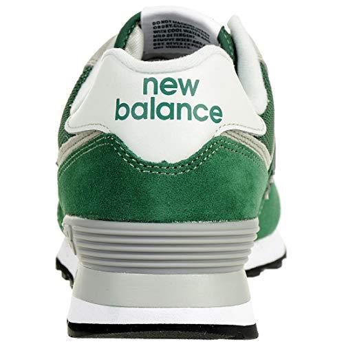 Hombre Para Ml574ebe Green Balance New Zapatillas IxqR6tw5