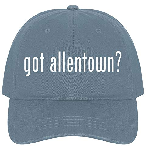 The Town Butler got Allentown? - A Nice Comfortable Adjustable Dad Hat Cap, Light Blue