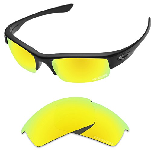 Tintart Performance Replacement Lenses for Oakley Bottlecap Sunglass Polarized - Oakleys Polarised