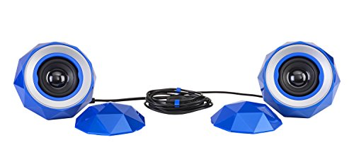 digital-treasures-09371-pg-lyrix-powerball-x2-bluetooth-speaker-blue