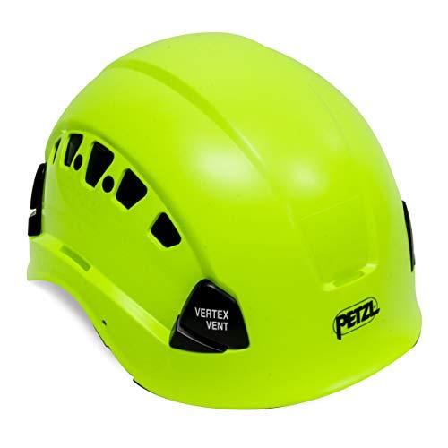 (Petzl Vertex Vent Hi-Viz Visibility Yellow Climbing Helmet A10VYAHV)
