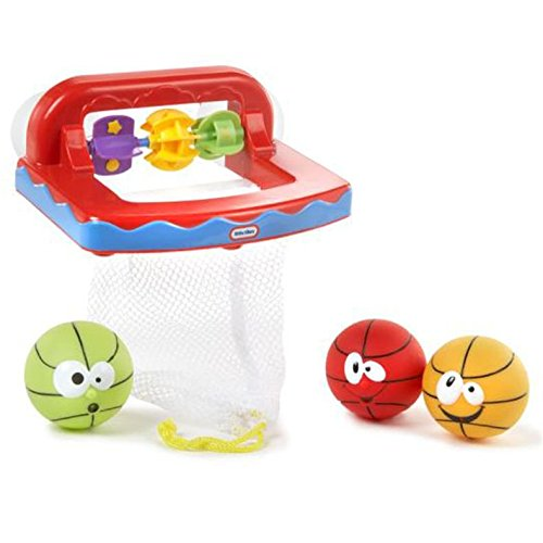 Bath Tikes Little (Little Tikes Bathketball)
