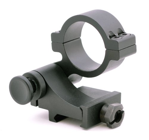 Magnifier Mount (TMS 90 degree FTS Quick Flip to Side Mount for 30mm Magnifier Scope 36MM CO WITNESS MOUNT HEIGHT)