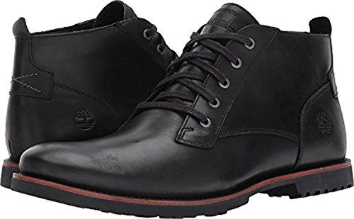 ea34fc33c74 Timberland Men's Kendrick Chukka Boots Black Old Harness 11 M & Knit Cap  Bundle