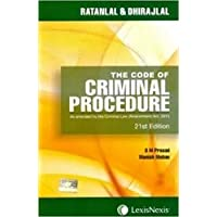 The Code Of Criminal Procedure –As Amended By The Criminal Law (Amendment) Act, 2013