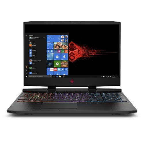 HP OMEN 15-dc1040nr i7 15.6 inch IPS HDD+SSD Black