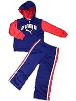 Puma Little Boys' Navy/Red Sweatsuit-3T