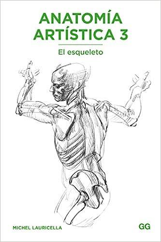 ANATOMIA ARTISTICA 3 ESQUELETO (Spanish) Paperback – 2014