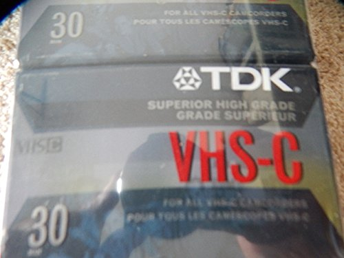 Tdk Vhs-c30