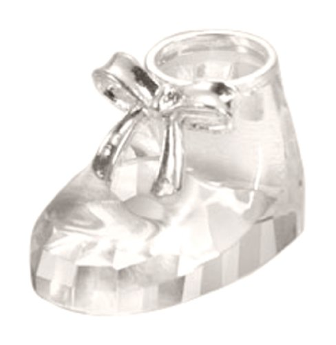 Fashioncraft Choice Crystal Baby Shoe