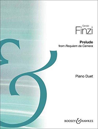 Download Prelude From Requiem Da Camera 2 Pianos 4 Hands ebook