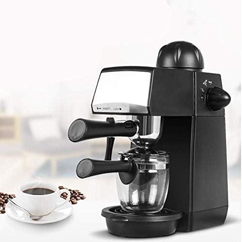 Machine à café Machine à expresso vapeur ménagers, pompe semi-automatique italienne commerciale vapeur pression Lait Moulin mousse KNDTA