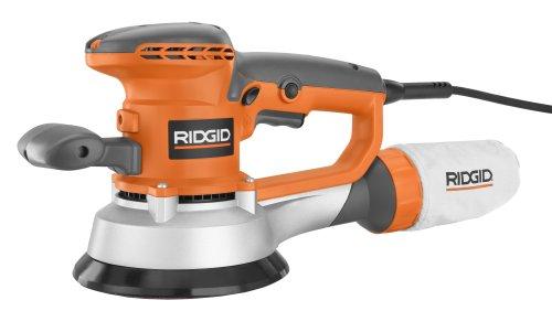 Ridgid R2611 Sander, 6-Inch VS Random Orbit Sander ()