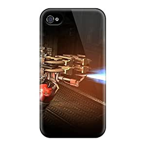 Luoxunmobile333 Scratch-free Phone Cases For Case Samsung Note 3 Cover - Retail Packaging - Dead Space 3 Blowtorch