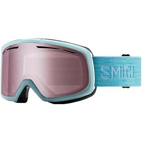 Smith Optics Drift Women's Snow Goggles - Opaline Odyssey/Ignitor Mirror/One Size (Mirror Ignitor Clear Lens)