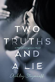 Two Truths and a Lie (PRG Investigations Book 1) by [Stoyanoff, Ashley]