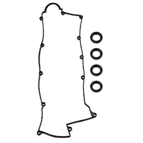 SCITOO Cylinder Valve Cover Gasket fit 03-12 Hyundai Elantra 04-09 KIA Spectra 2.0L L4