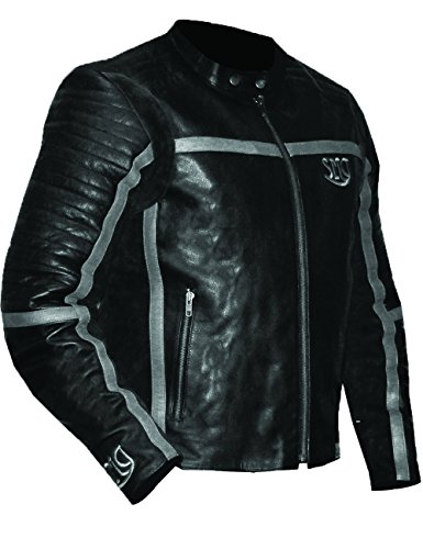 The SMG Blaster Motorcycle Jacket in Premium Grain for sale  Delivered anywhere in Canada