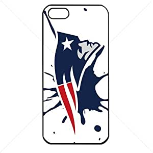NFL American football New England Patriots Diy For Ipod 2/3/4 Case Cover PC Soft (White)