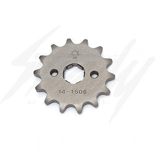 JTSK4014 520X1R Chain and 14 Front//47 Rear Tooth Sprocket Kit JT Sprockets