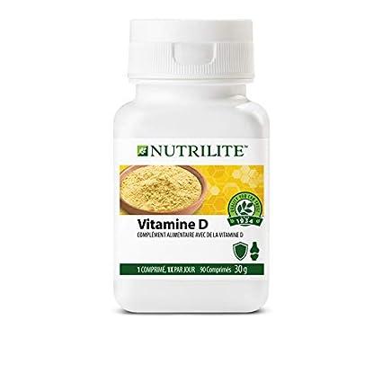 Nutrilite Complemento Alimenticio Vitamina D - 90 comprimidos (art. n ° : 119797)