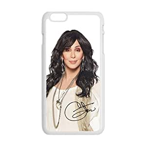 Cher Finally Cell Phone Case for Iphone 6 Plus