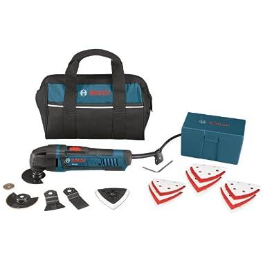 Bosch MX25EC-21 2.5-Amp Multi-X Oscillating Tool Kit