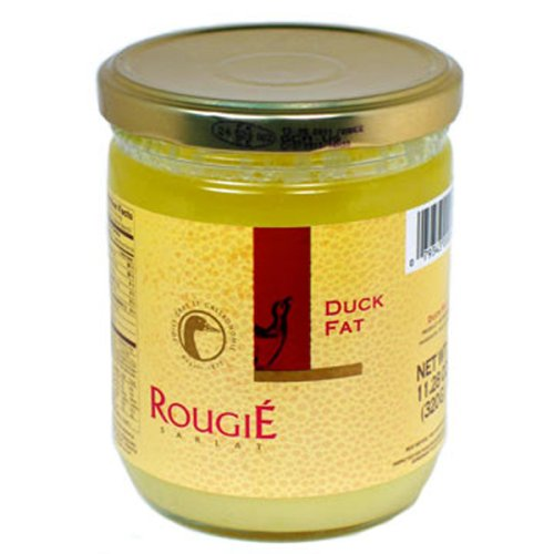 Rougie Duck Fat, 11.28-Ounce Bottles (Pack of 3)