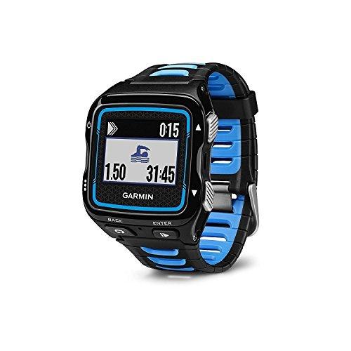 Garmin Forerunner 920XT Black/Blue GPS Sports Watch (Certified Refurbished)