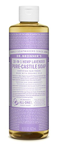 Dr Bronners Organic Castile Liquid product image
