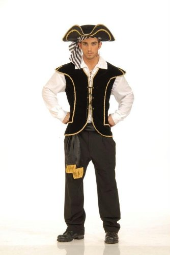 Forum Novelties Pirate Vest - (Forum Vest)