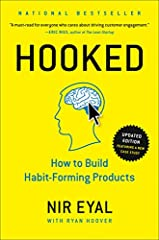 Revised and Updated, Featuring a New Case StudyHow do successful companies create products people can't put down? Why do some products capture widespread attention while others flop? What makes us engage with certain products out of sheer hab...