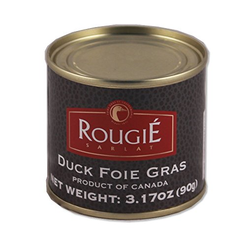 Duck Fully Cooked Foie Gras - 6