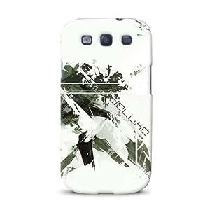 Diabloskinz D0079-0034-0009 Ekud - Carcasa impresa para Samsung Galaxy S3