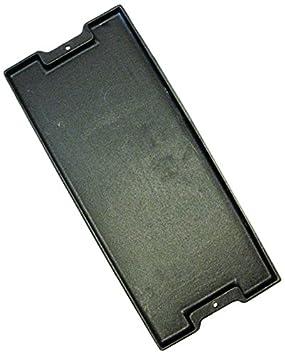 Landmann 13042 - Plancha de hierro fundido para barbacoas modelo 12787, 12792 y 12794: Amazon.es: Jardín